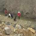 防洪铅丝笼 河道生态化建设铅丝笼 护坡护岸铅丝笼