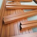 304不锈钢木纹管40*60*1.0 不锈钢彩色