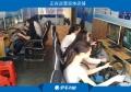 信阳学车之星模拟学车机 月入3万的小生意