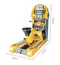 大型儿童游戏设备魔幻踩单车 游戏机亲子趣味互动游戏