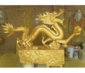 铜雕龙生产-铜雕龙价格-铜雕龙定制
