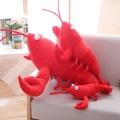 个性特色创意小龙虾玩偶抱枕搞怪仿真毛绒玩具定制