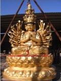 铜佛像加工定做厂