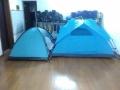露营:南宁户外装备帐篷睡袋出租