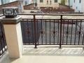 阳台护栏-锌钢阳台护栏