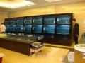海洋馆游乐园观赏鱼池造景设计,广州海鲜鱼池公司
