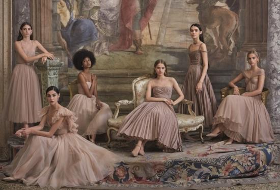 迪奥庆珠宝部门成立20周年 盛宴欢庆Gem Dior系列问世