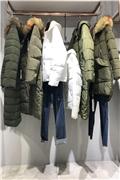 广州女装棉服尾货批发市场