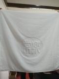 酒店毛巾全棉铂金缎纯色浴巾吸水地巾加厚浴袍礼品巾