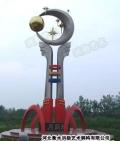 雕塑A桂林不锈钢雕塑A桂林艺术不锈钢雕塑造型生产厂
