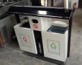 供应巴中市环保果皮箱分类垃圾桶
