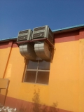 铝制品厂车间均衡降温 高温车间降温方法