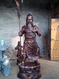 铜雕关公生产-铜雕关公销售-铜雕关公价格
