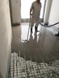 石膏基厚层自流平施工做法及工艺流程