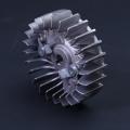 铝合金锌合金压铸件 磁飞轮压铸模具加工 青岛高密度