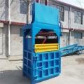 大型100吨自带推包废纸打包机厂家销售