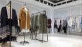 杭州知名品牌尤西子羽绒服品牌折扣女装剪标货源