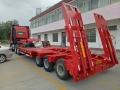 8.5米 平板式自卸车 轻量化