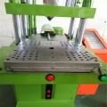 二手85顿位立式注塑机、赞扬单滑板立式注塑机