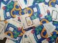 手机注册卡0月租卡正规号段手机卡微信注册卡验证码卡