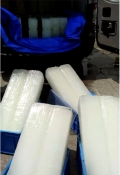 苏州市食用冰块公司5KG一包