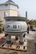 景德镇陶瓷大件定制陶瓷礼品定制厂家直销