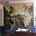贺州3D玻璃瓷砖5d背景墙打印机