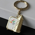 北京景点纪念钥匙扣,金属贴纸锁匙扣,深圳伟辰