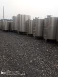 桂林二手120立方外盘管不锈钢发酵罐哪家价格公道