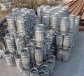 大口径DN3500金属补偿器 金属膨胀节 方形不锈