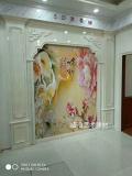 贵州贵阳石塑背景墙 3D打印画厂家直销