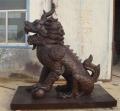 铜雕麒麟加工-铜雕麒麟生产-铜雕麒麟订购