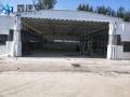 厂家定制仓库篷停车棚户外遮雨棚排档折叠帐篷