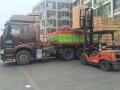 东莞常平货运到珠海-佛山-中山平板车高栏车运输