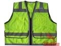 骑行反光安全马甲 志愿者广告衫反光背心 夜间安全防