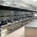 商用厨房油烟净化一体机推荐用河北星空油烟机
