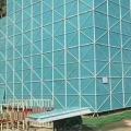 张家界爬架网片 张家界爬架网价格 建筑钢板防护网厂