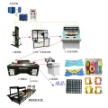 pvc商标专用生产设备、东莞金裕销售生产