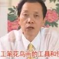 金鸿钧工笔花卉草虫绘画技法讲座课程全集28集DVD