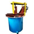 矿用搅拌桶矿浆浮选搅拌槽药剂搅拌桶立式泥浆单叶轮搅