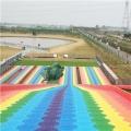 看了这么多 彩虹滑道 七彩滑道这些有了解吧