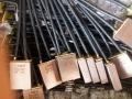 高铜电机碳刷J164规格16*32*50