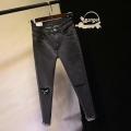 工厂尾货牛仔裤2元货源在广州尾货牛仔裤市场批发