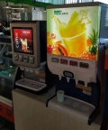 小型咖啡奶茶机速溶热饮机邯郸热饮机商家