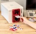 高品质会员卡制作用的PVC证卡打印机火爆热销