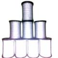 织带绳子反光丝 双面高光度反光丝 厂家直供可定制