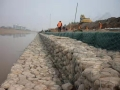 石笼网在水利水电上的升级使用