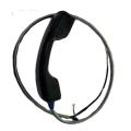 工厂直销信沃A05工业校园一体机付费电话手柄塑料听