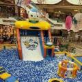 供应儿童乐园百万海洋球池充气滑梯蹦蹦床大型游乐设备