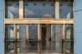 太原学府街订做不锈钢玻璃感应门及地弹簧玻璃门